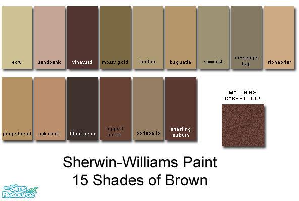 Chocolate brown exterior paint schemes joy studio design for Exterior metal paint in dark brown