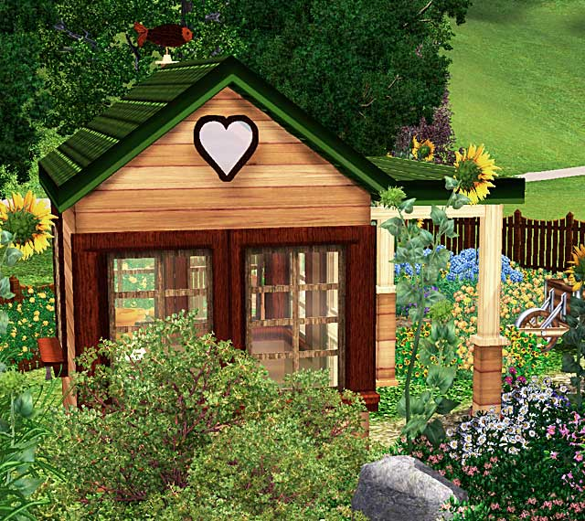 Cashcraft 39 s victorian garden shed for Garden shed victoria