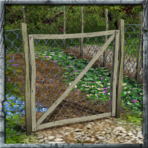 Cyclonesue 39 s rickety chickenwire gate - Build wire fence foundation ...