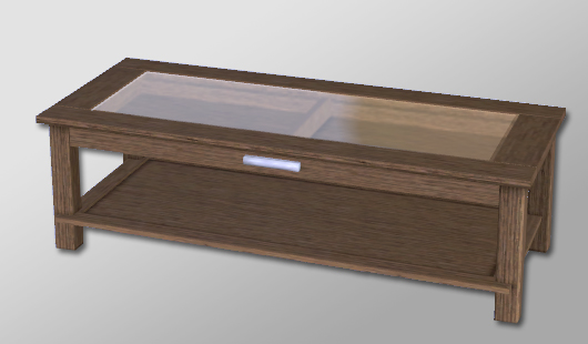Comfort Living Coffee Table