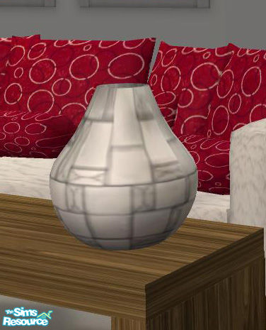 DiamondSim's TC79 Jordans Living Room Set Vase One