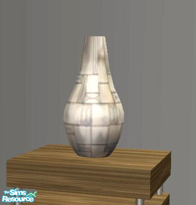 DiamondSim's TC79 Jordans Living Room Set Vase Two