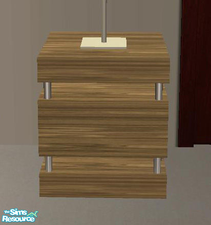 DiamondSim's TC79 Jordans Living Room Set Endtable