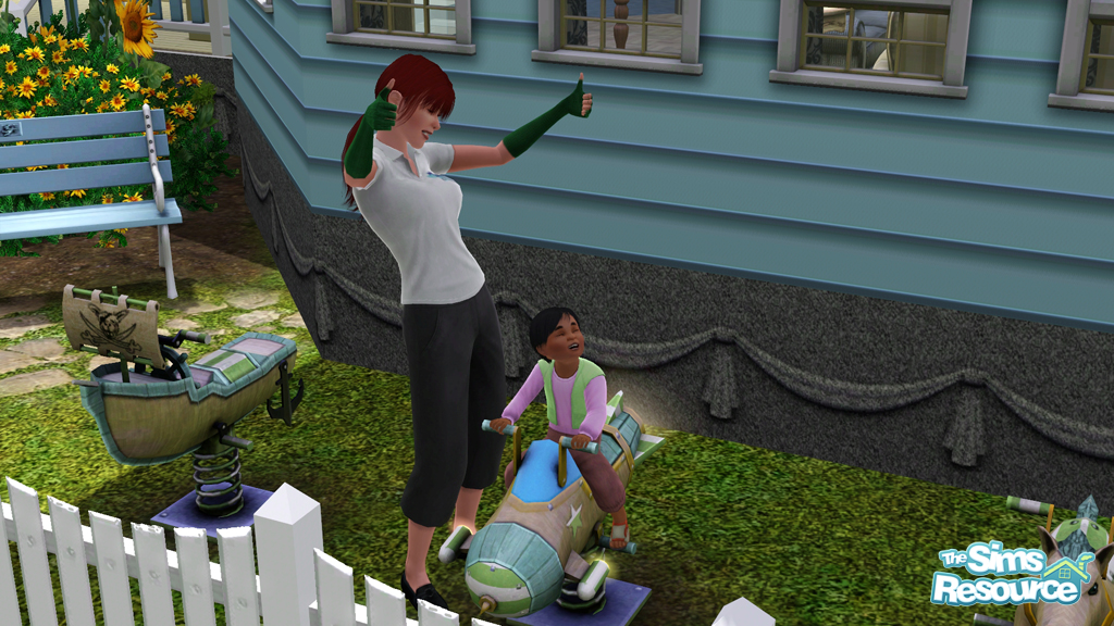 Sims  Time Travel Toilet