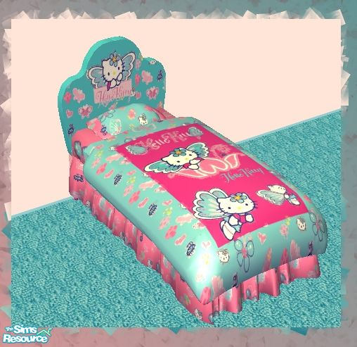Frogger1617 39 S Hello Kitty Bedroom Set Bedding