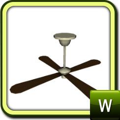 Lilliebou S Static Ceiling Fan