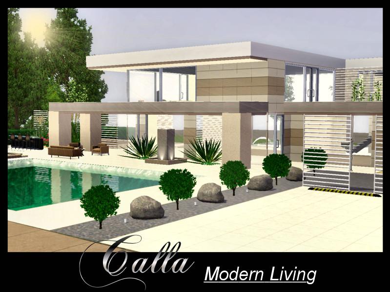 Sims 3 Wohnzimmer Modern ~ Home Design und Möbel Interieur Inspiration