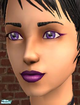 Violet Eyes Wiki