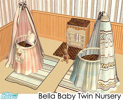 Agaliha5 s bella baby nursery