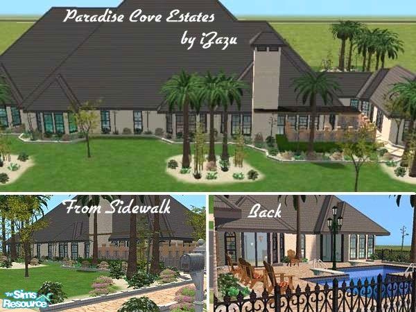 Izazu 39 S 11 Paradise Cove Golden Girls Home