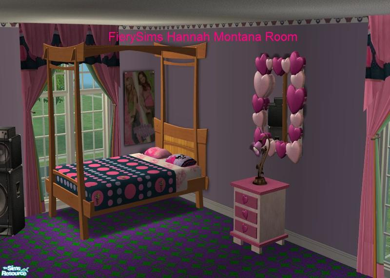 vikachue 39 s hannah montana miley cyrus pink bedroom
