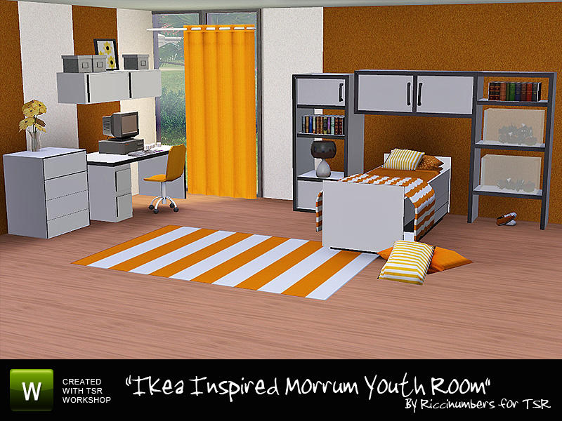 Thenumberswoman S Ikea Inspired Morrum Youth Room