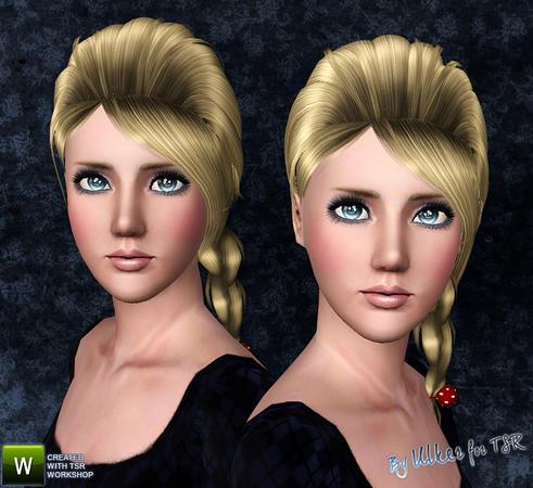 Прическа Hair Fashionista 8 от ulker