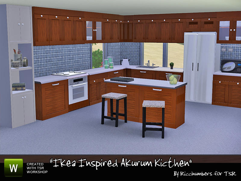 Thenumberswoman 39 s ikea inspired akurum kitchen for Akurum kitchen cabinets ikea