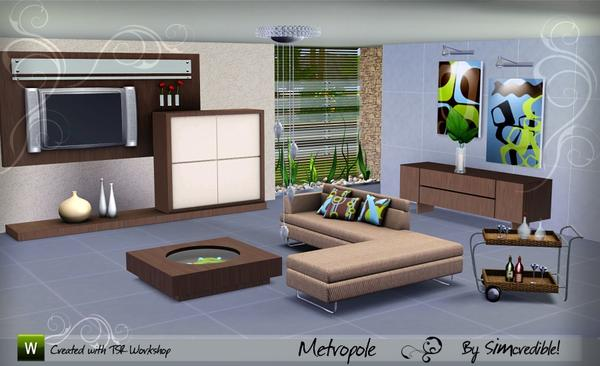 SIMcredible!'s Metropole
