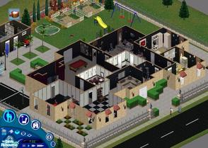 The sims 2 pets house layouts