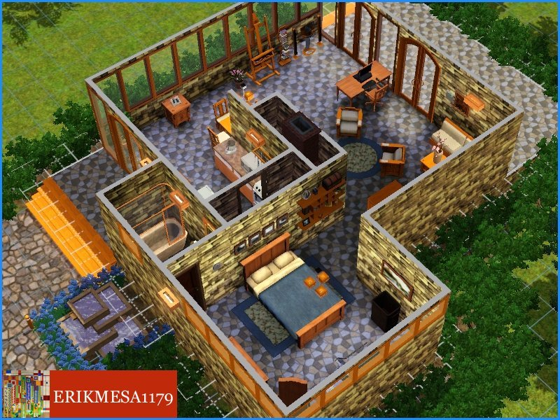 ErikMesa1179s EM3 FLW Seth Peterson Cottage