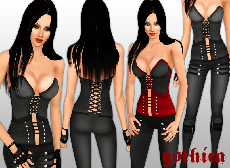 Одежда для Sims 3. Просмотров: 4837 Дата.