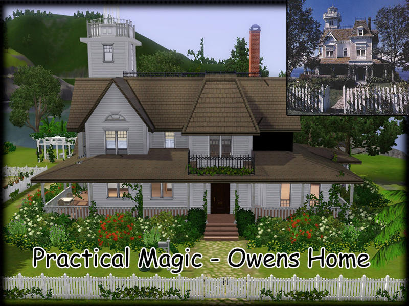 Arlepesa 39 s owens home partially furnished for Case the sims 3 arredate