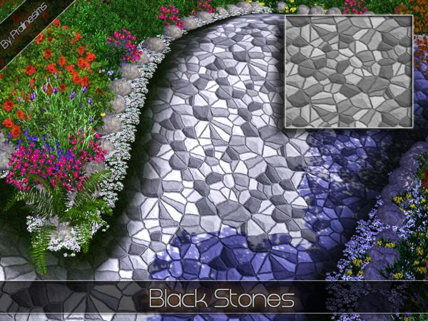 Black Stones by Pralinesims