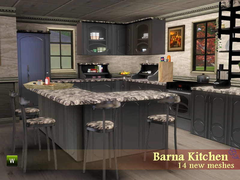 Кухня Barna Kitchen by Flovv.