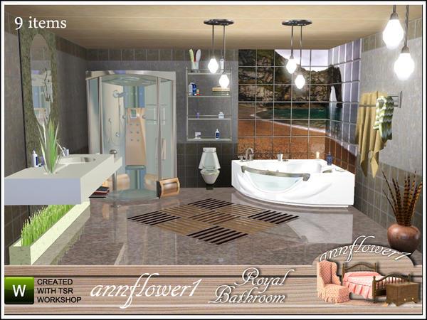 Banheiro Luxo W-600h-450-2098364