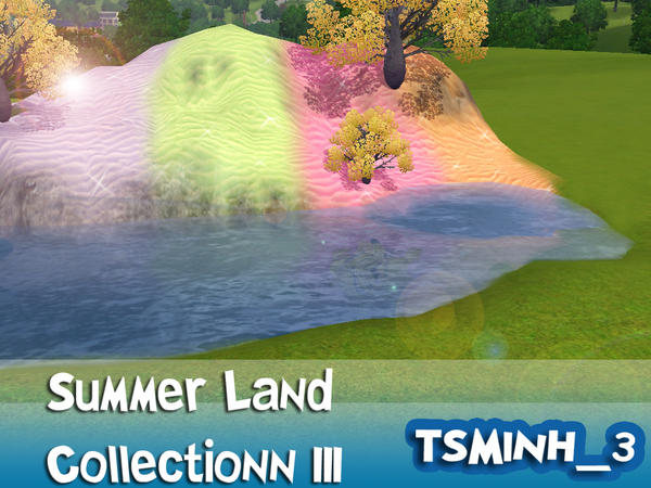Summer Land Collection III by tsminh_3