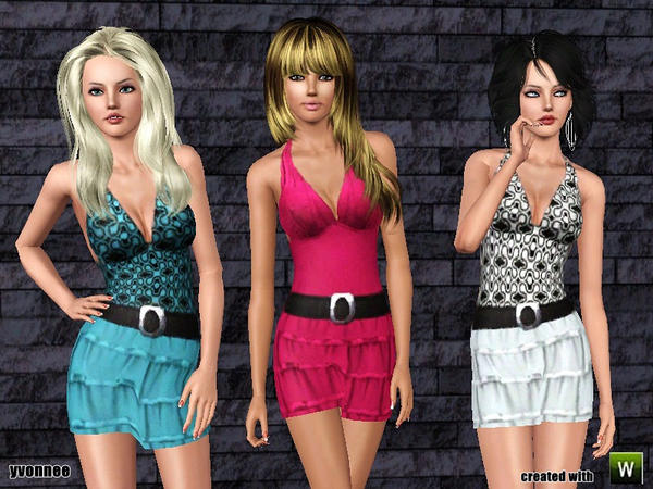 Dress Jenny by yvonnee