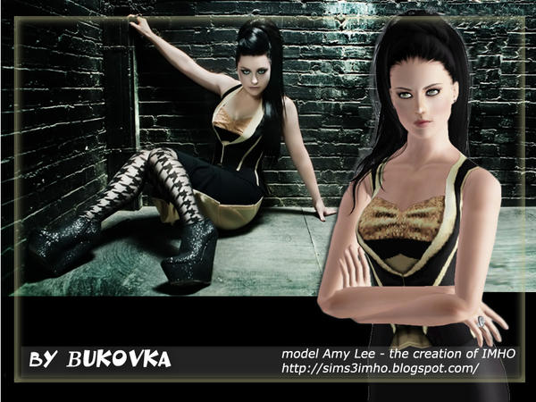 Clothing Amy Lee by bukovka