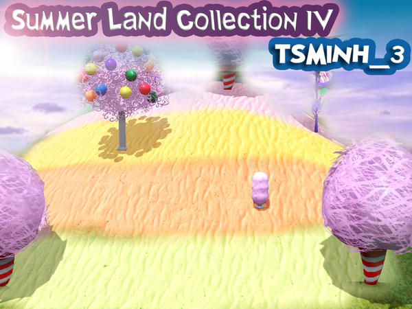 Summer Land Collection IV by tsminh_3