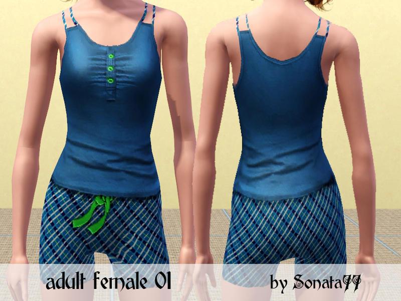 Sonata77 adult female 01 by Sonata77