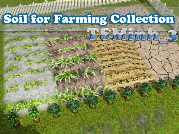 Soil for Farming Collection by tsminh_3