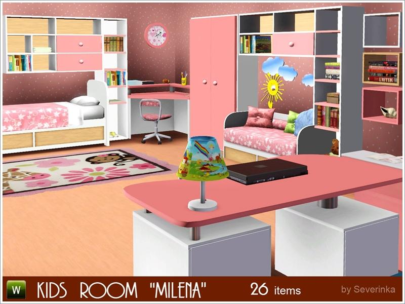 Комнаты симс 3 фото