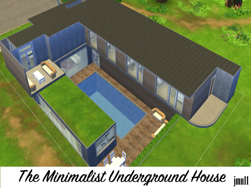 development version jmn11 39 s the minimalist underground house
