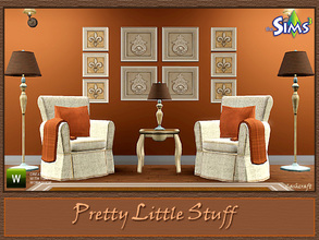 790 CreationsDownloads Sims 3 Sets Objects Living Room