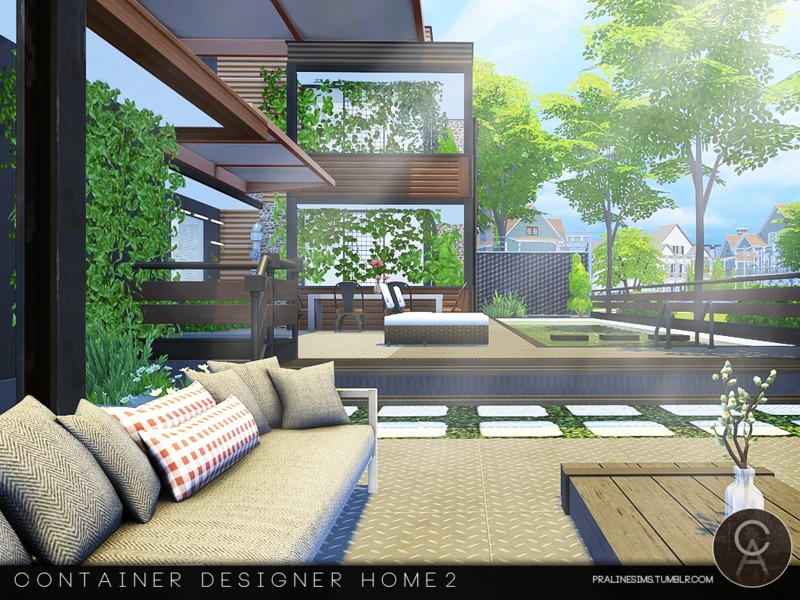 Container Designer Home 2